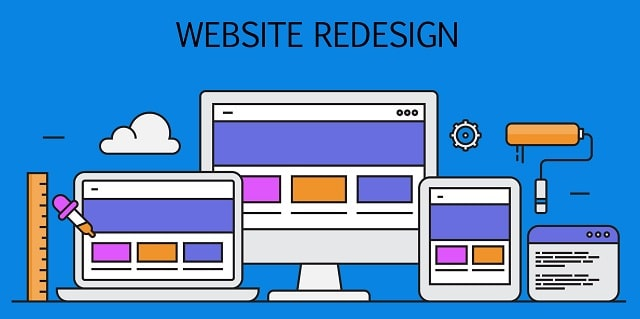 redesigning your website guide site redesign