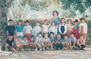 OLD PHOTOS / Artilheiros de 1979, Castelo de Vide, Portugal