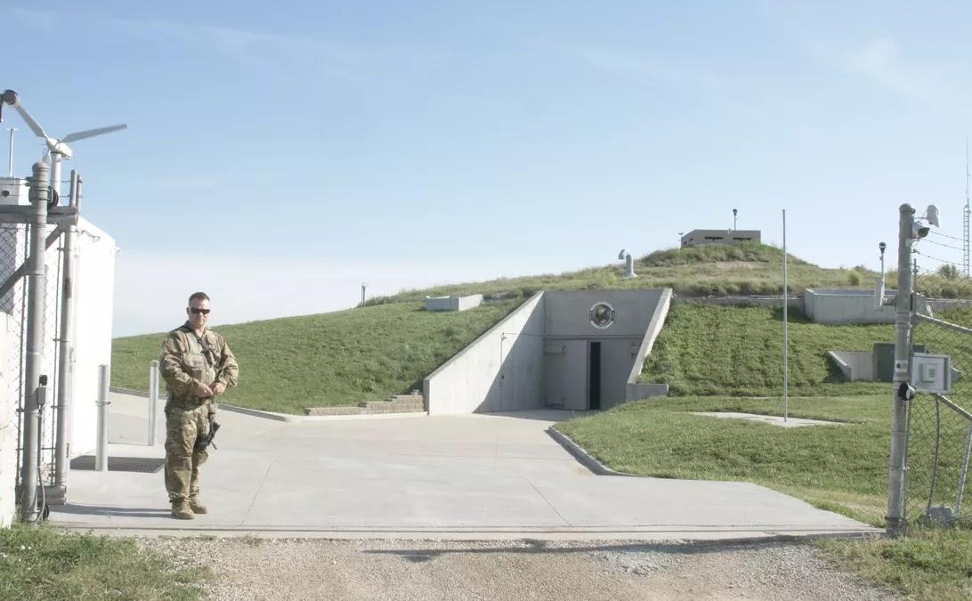Dentro il lussuoso bunker nucleare anti-apocalisse per ricchi e potenti