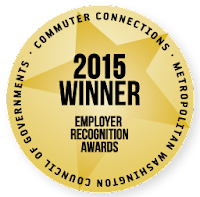 Commuter Connection Award