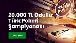 Ödüllü Türk Pokeri Şampiyonası