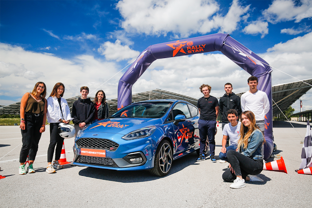 FIA Rally Star - the Stage is Set for ASN Selection Events