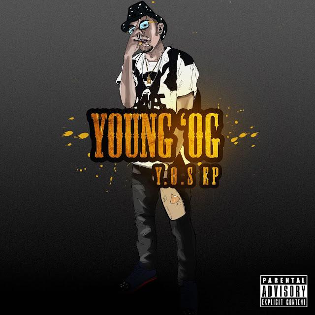 """A Latino Records apresenta o novo EP do artista Young OG ...YoungOGSh#t Ep"""""""