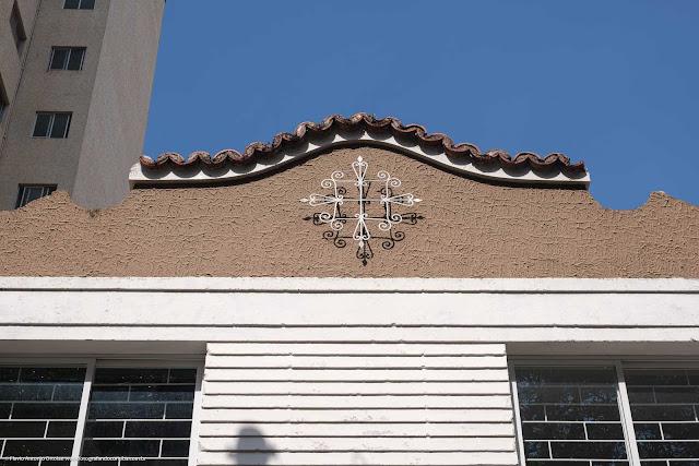 Solar na Rua Francisco Torres - detalhe ornamento de ferro