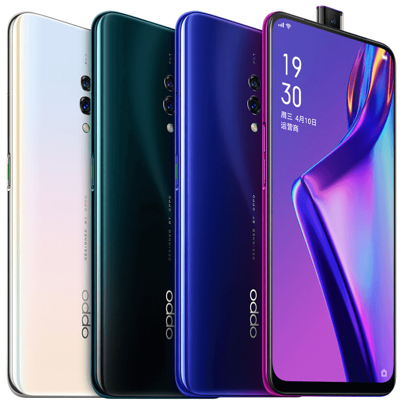 OPPO K3 with SD710, pop-up cam launched
