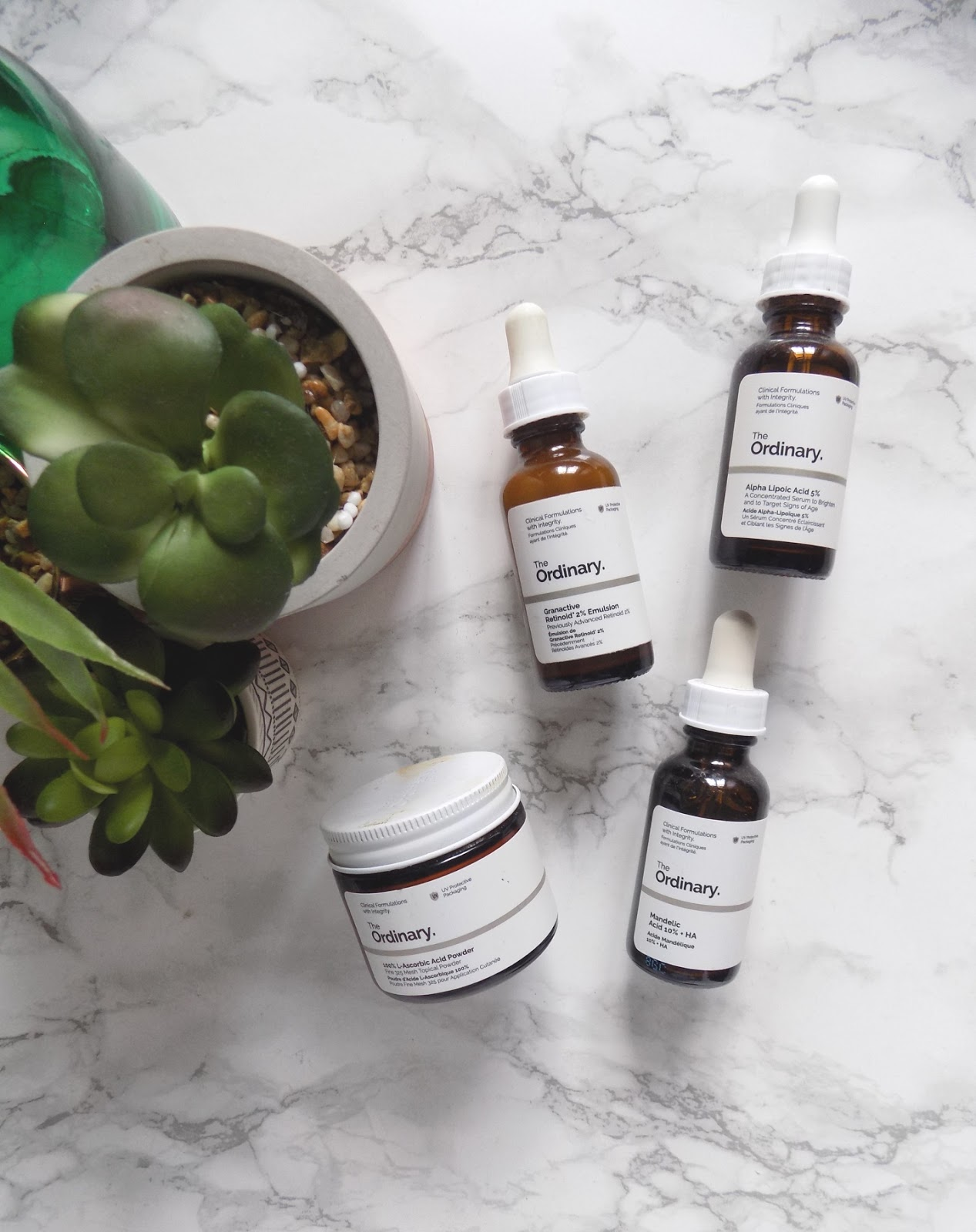 deciem the ordinary review