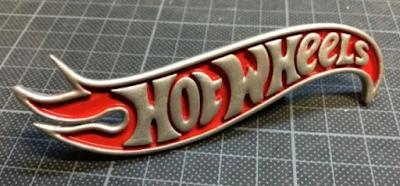Logo 3d Print Hot Wheels