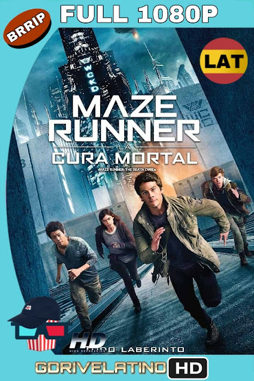 Maze Runner: La Cura Mortal (2018) BRRip 1080p Latino-Ingles MKV