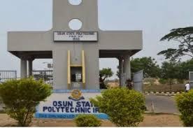 Osun State Polytechnic OSPOLY 2020/2021 HND Admission Form