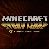 minecraft story mode apk indir