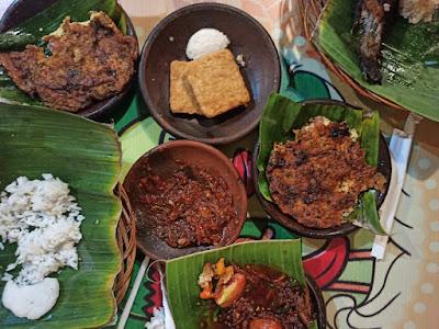menu waroeng selera sambal