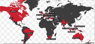 Zomato worldwide
