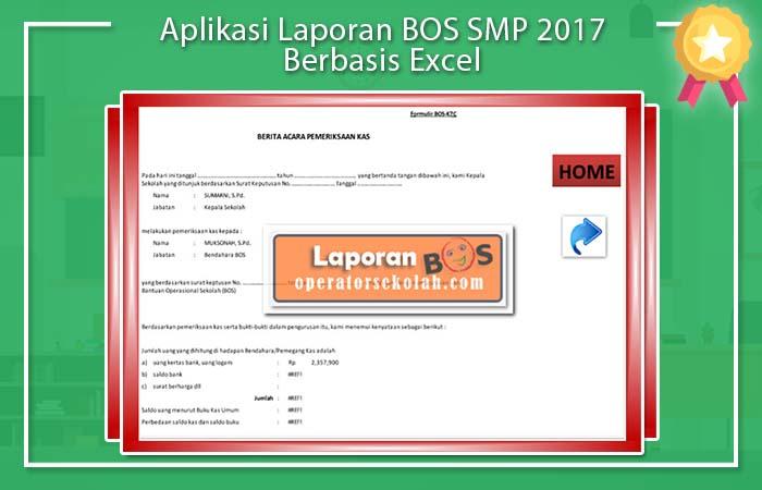 Laporan BOS SMP