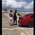 Hombre derribó puerta de seguridad y penetró en un vehículo a la rampa principal del Aeropuerto Internacional de Las Américas