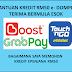 Cara Untuk Tebus RM50 kredit e-Penjana daripada Boost, GrabPay atau Touch 'n Go eWallet pada 31 Julai hingga 24 September 2020