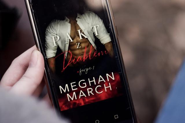 "Meghan March - ,,Pakt z diabłem"" (recenzja)"