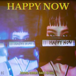 [Single] HA:TFELT - Happy Now full zip rar 320kbps album