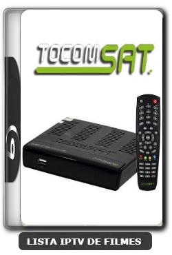 Tocomsat Duplo Lite HD 2 Nova Atualização Satélite SKS 107.3w ON V1.77 - 28-12-2019