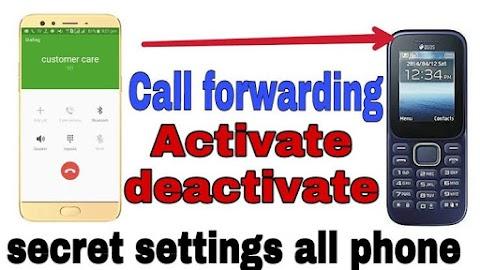Call forwarding kaise kare dusre number par