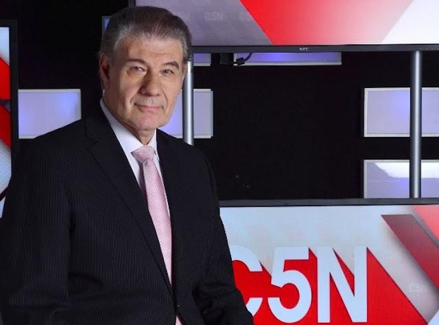 Víctima de la censura y de la presión del gobierno de Mauricio Macri, despidieron a Víctor Hugo Morales de C5N
