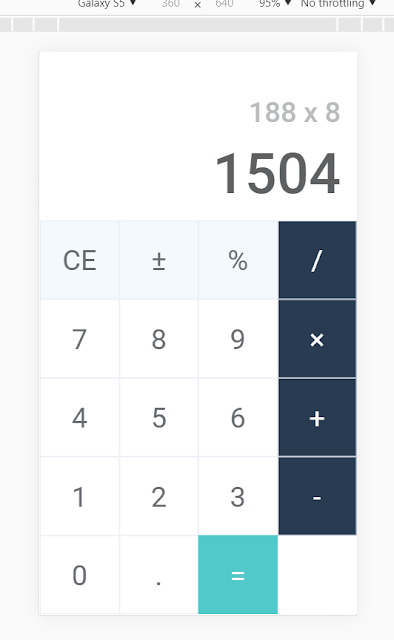 ionic4-calculator-with-grid-columns