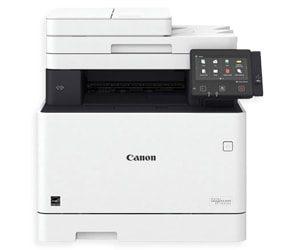 Impressoras Multifuncionais Canon ImageCLASS MF733Cdw Em Cores Software e drivers da série imageCLASS MF733Cdw para Windows, Mac OS
