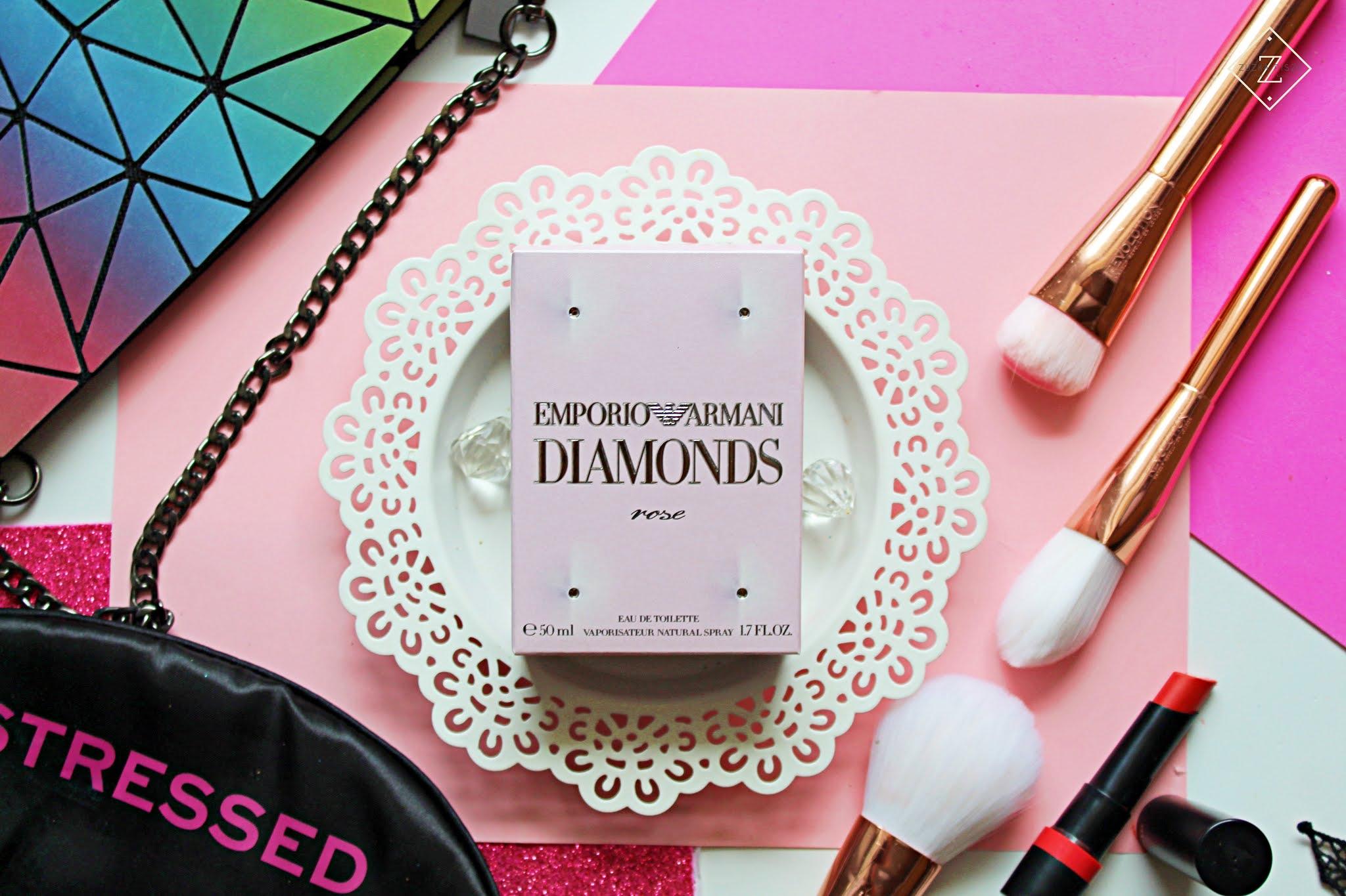 Woda toaletowa dla kobiet EMPORIO ARMANI Diamonds Rose