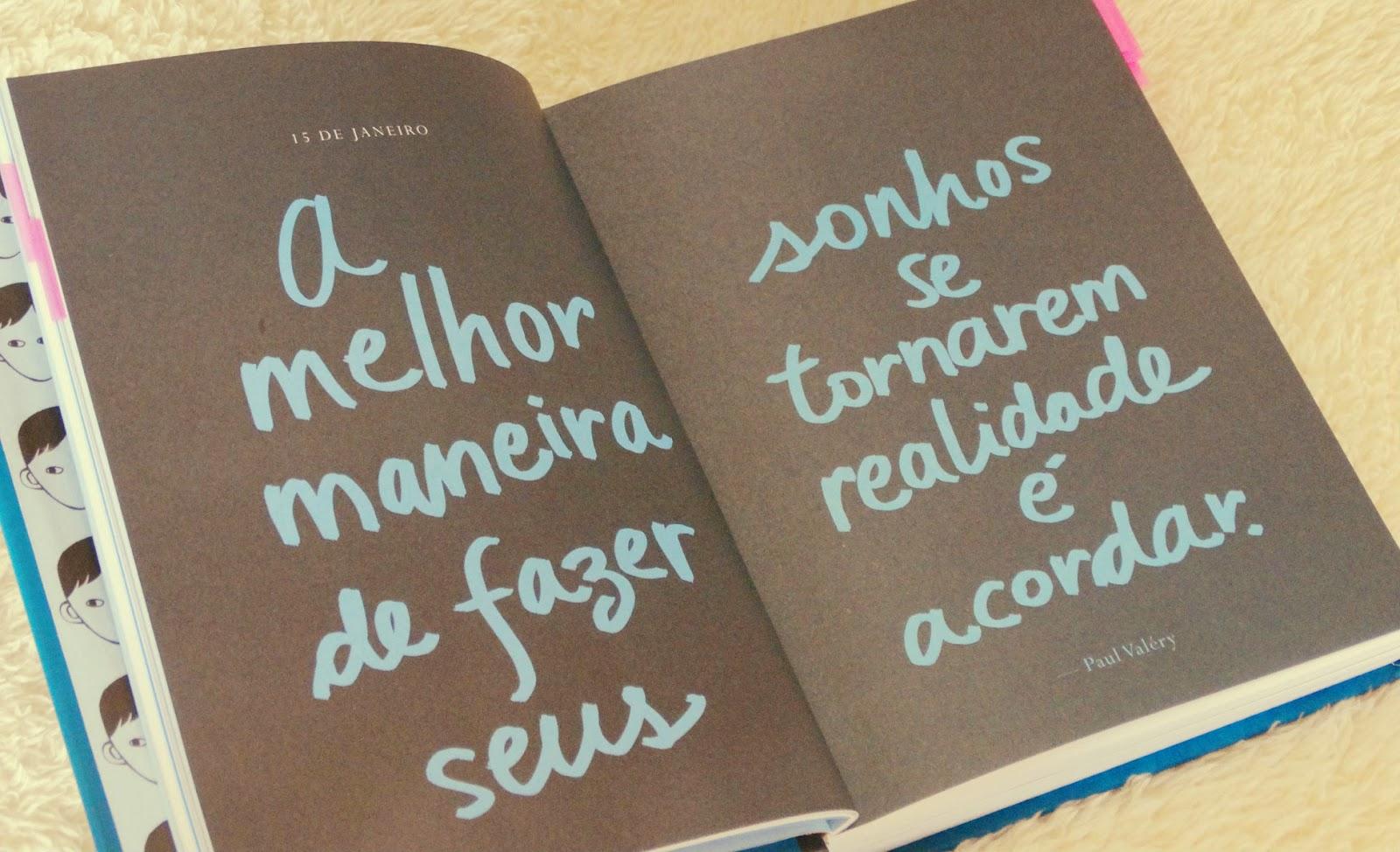 frase de livro