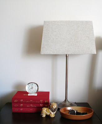 L Heure Bleue At Home Easy Lampshade Conversion