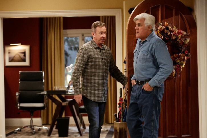 Last Man Standing - Episode 6.08 - My Father the Car - Promotional Photos & Press Release