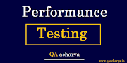 Performance Testing in Software Testing