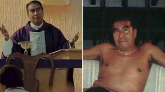 Sacerdote pederasta Carlos López Valdés se contagia de COVID-19 en el Reclusorio Sur y muere