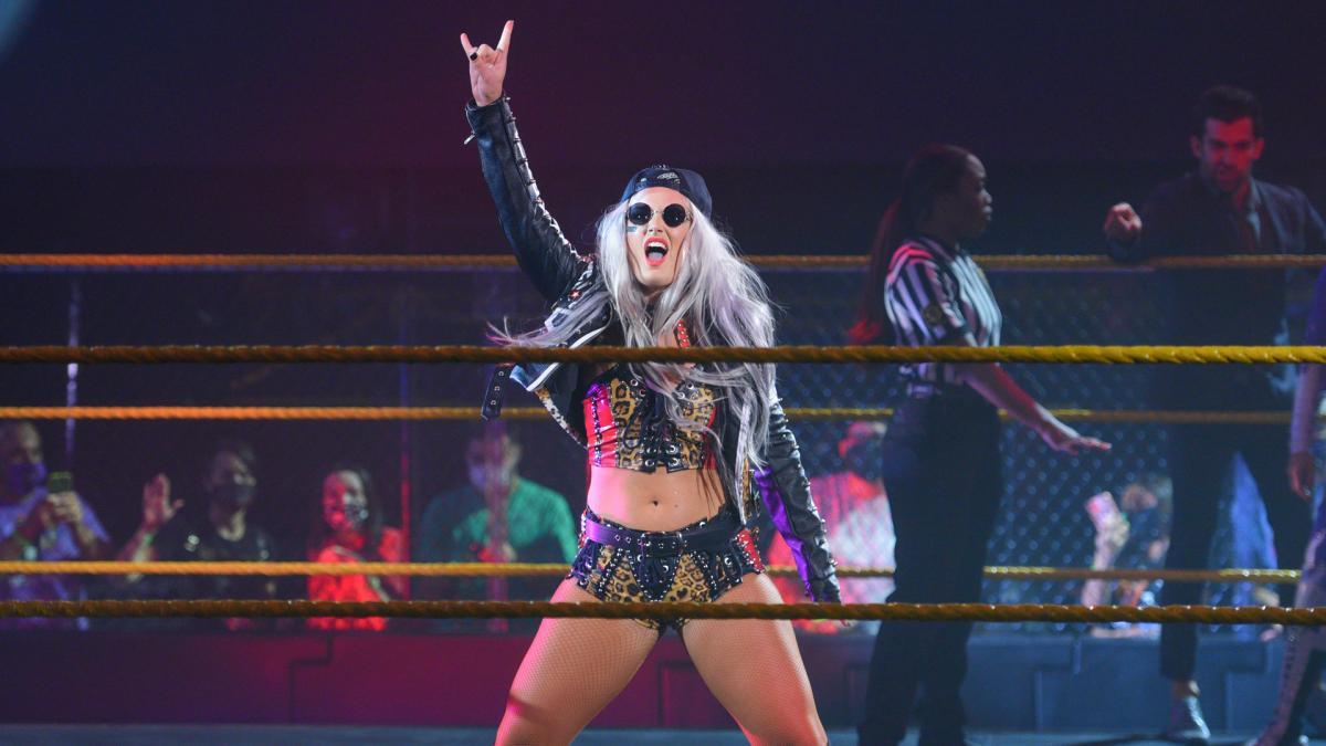 NXT Halloween Havoc deverá durar mais do que duas horas