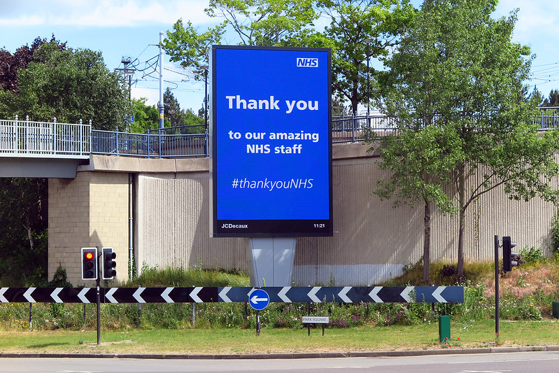 Thankyou NHS Sheffield