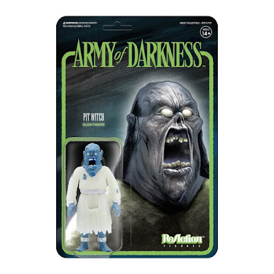 San Diego Comic-Con 2021 Exclusive Army of Darkness ReAction Figures by Super7
