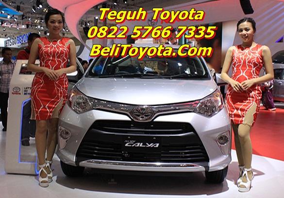 Promo Toyota All New Calya Surabaya - Jawa Timur