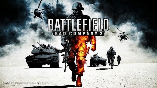 تنزيل لعبة Battlefield Bad Company 2 للكمبيوتر
