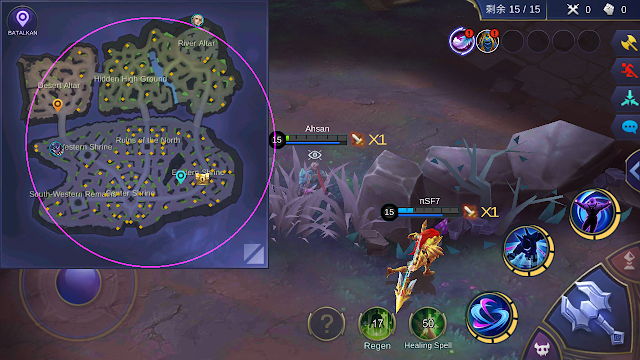Cara Bermain Mobile Legends Mode Battle Royale Survival