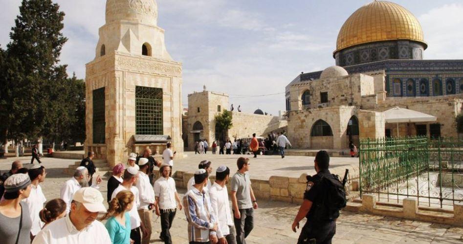 Israel Larang Renovasi Kubah Sakhrah, Gerebek Tangkap 3 Warga di Jenin