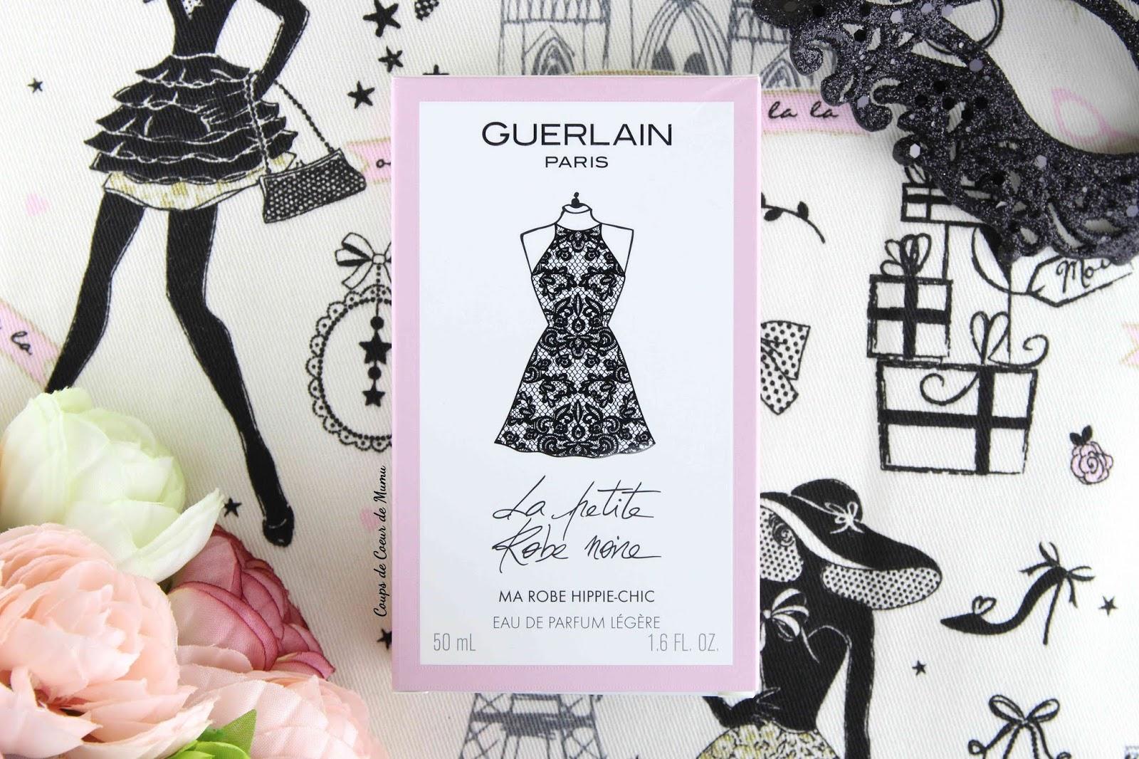 123e3b0394e Il s agit de La Petite Robe Noire Légère Hippie-Chic de Guerlain disponible  sur le site Tendance Parfums au prix de 61