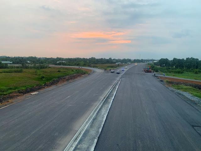 Làm động lực vùng ĐBSCL, Cần Thơ hoàn thiện hạ tầng giao thông