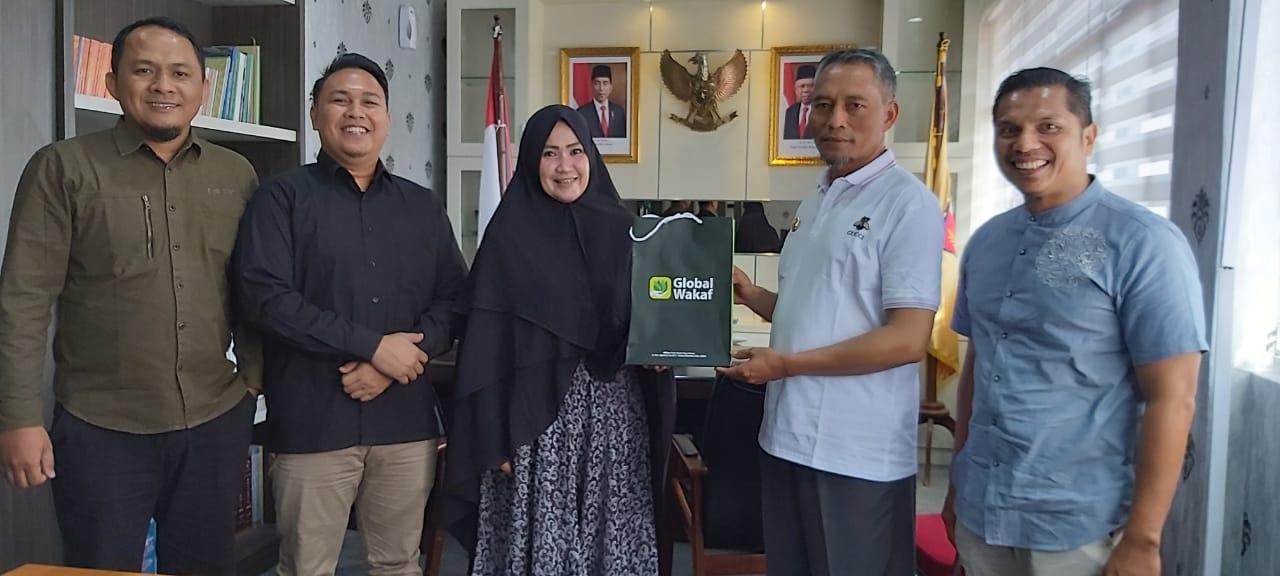 Wakil Wali Kota Pekanbaru Apresiasi Kehadiran Warung Wakaf