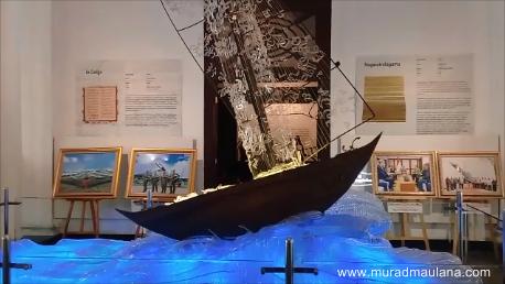 Perahu Aksara Perpusnas