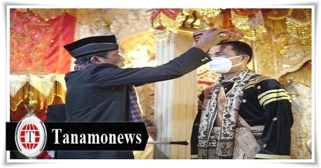 "Kapolresta Padang, Kombes Pol Imran Amir Bagala ""Datuak Rajo Nan Sati"""