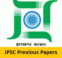 JPSC Previous Papers