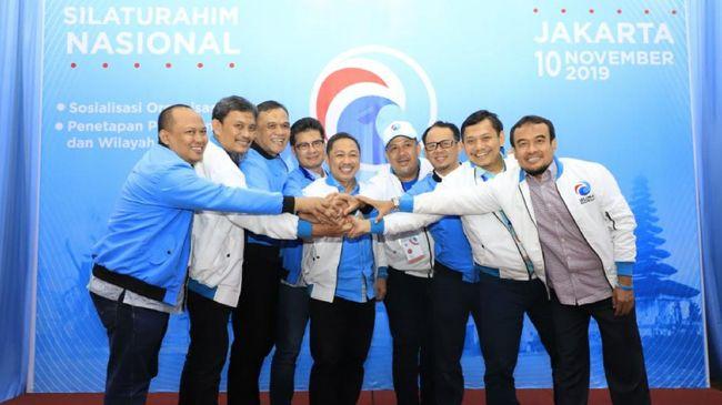 Yasonna Optimis Azas Pancasila Partai Gelora Meraih Dukungan, Ancaman Bagi PKS, PPP dan Demokrat Pemilu 2024