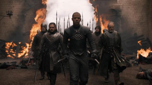 [Séries] Games Of Thrones - Season 8 Episode 5