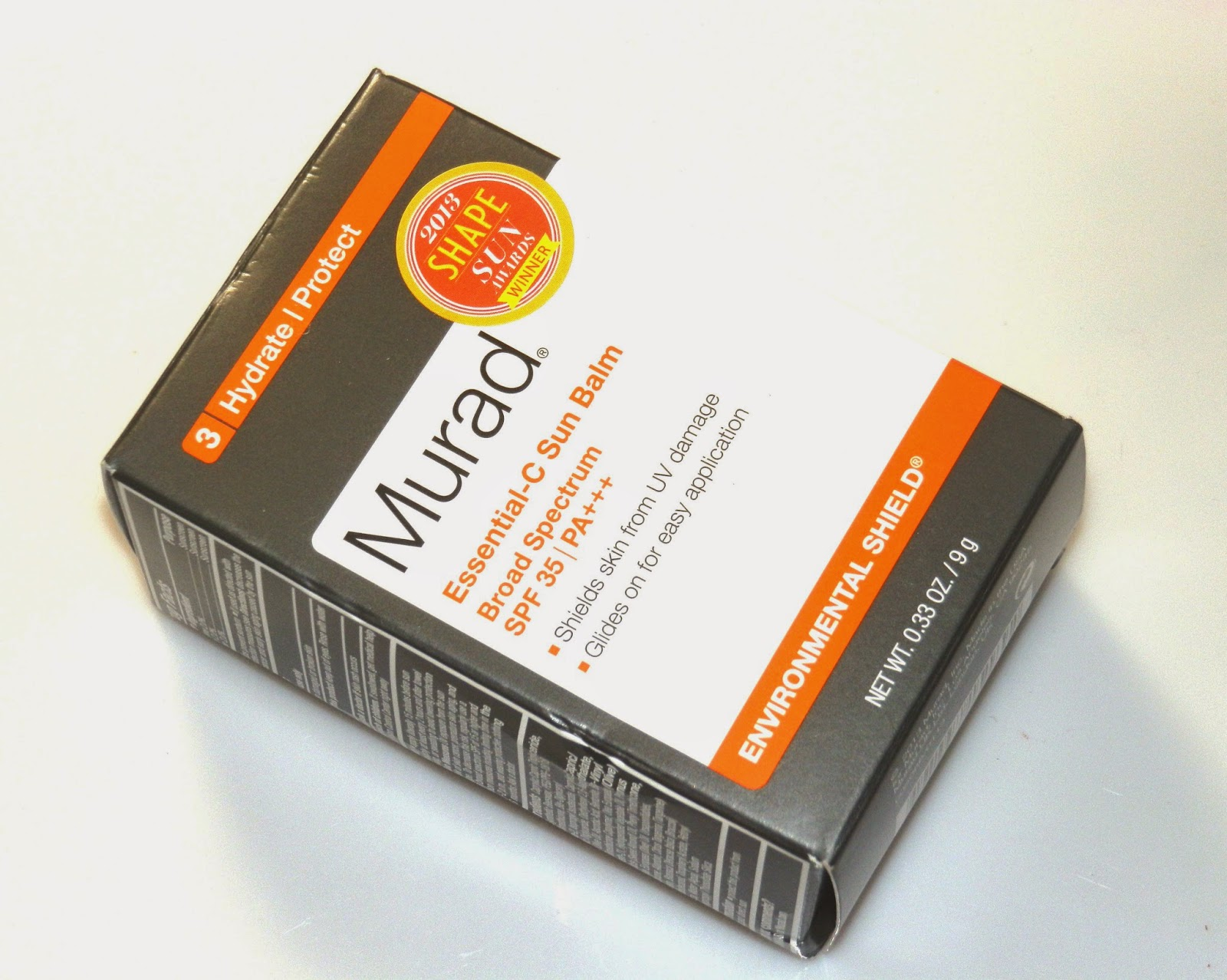 Murad Essential C Sun Balm Reviews