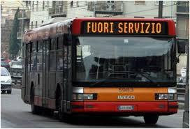 Quando un autobus si rompe...