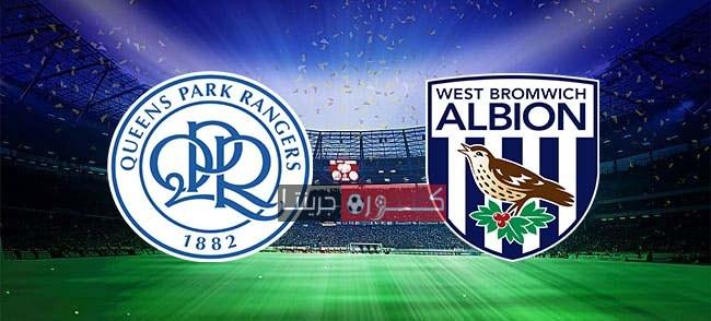 مشاهدة مباراة وست بروميتش وكوينز بارك بث مباشر اليوم 22-7-2020
